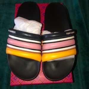Tory Burch sandals NEVER WORN